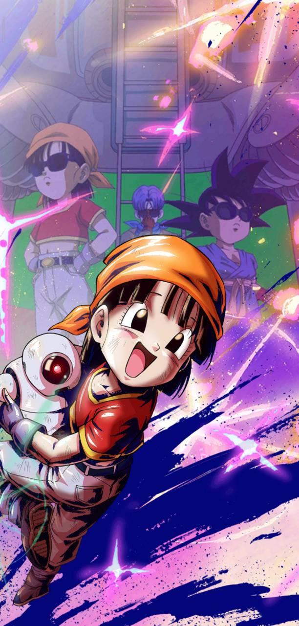 Pan - Dragon Ball GT