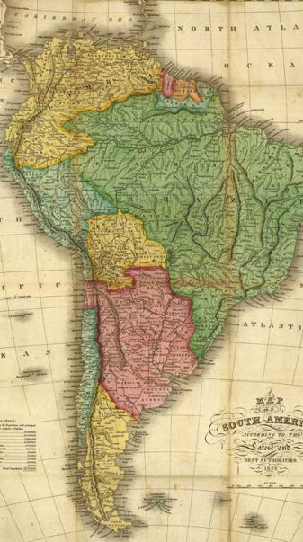 Old South America