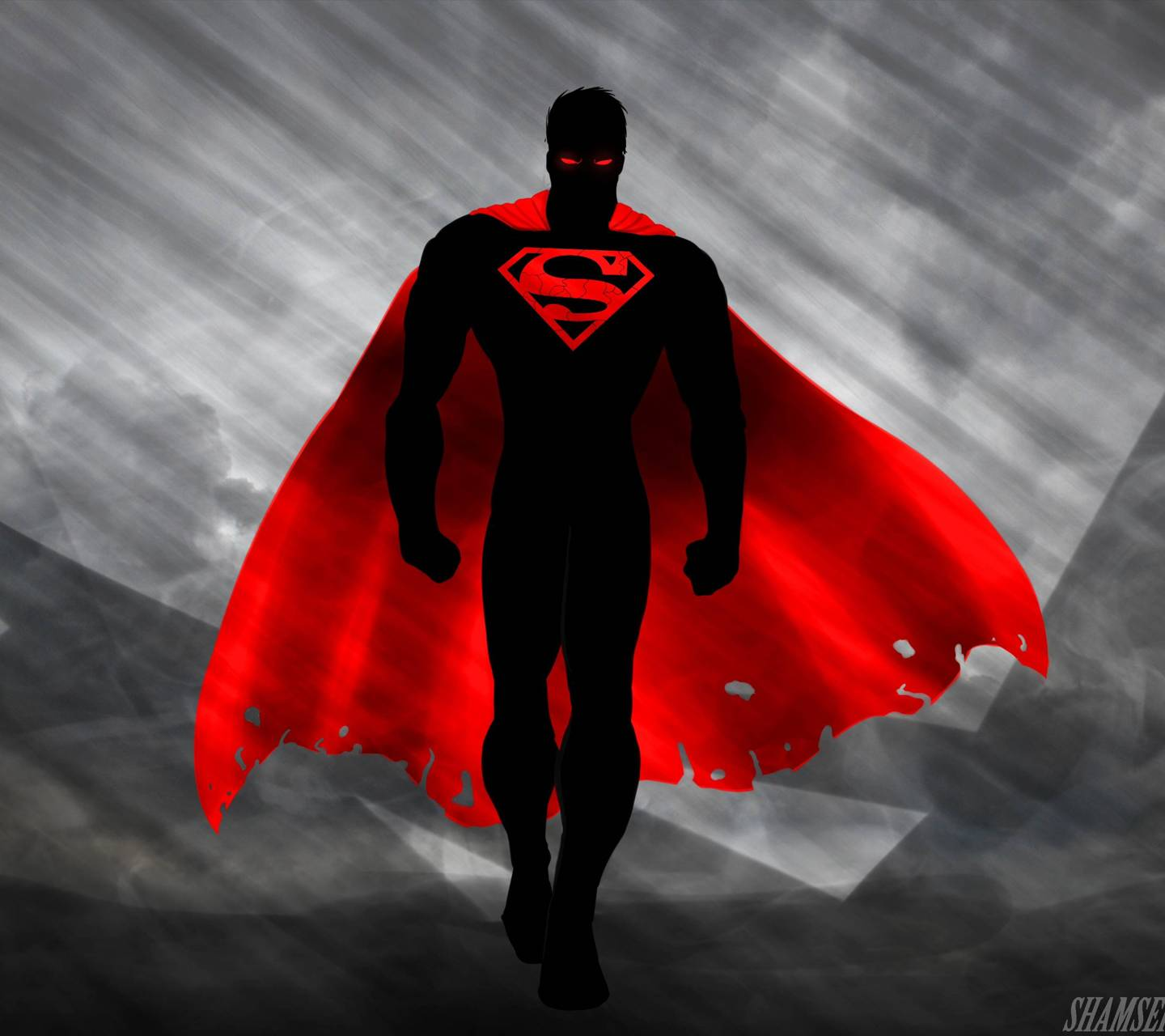 Dark superman wallpaper by jd bowers zedge free your for Amazing wallpaper for tab