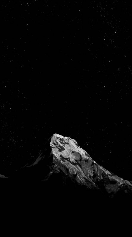 Amoled mountain