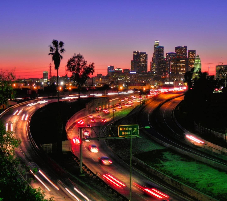 Los Angeles bridges