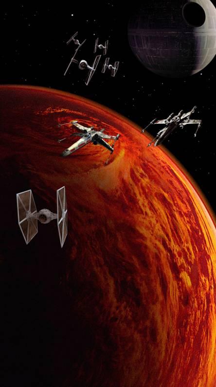 Download Star Wars Wallpaper Galaxy S10 Plus Cikimm Com