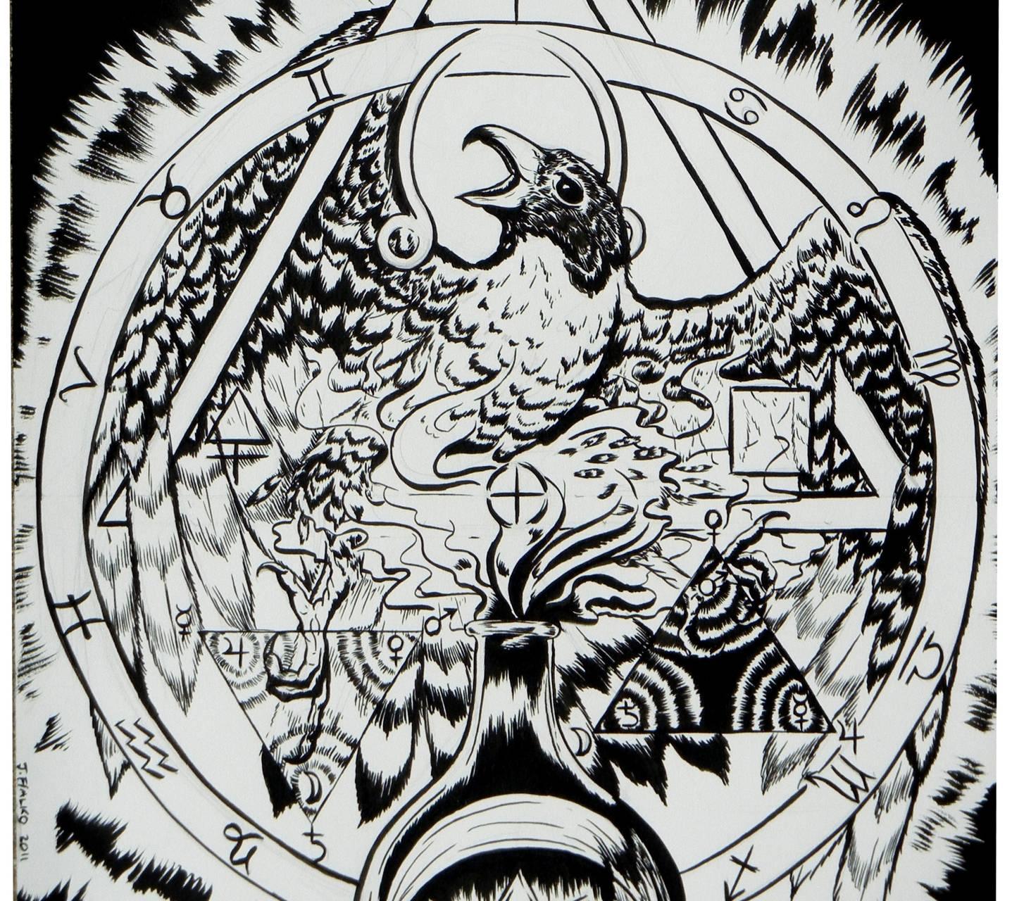 Alchemy falcon