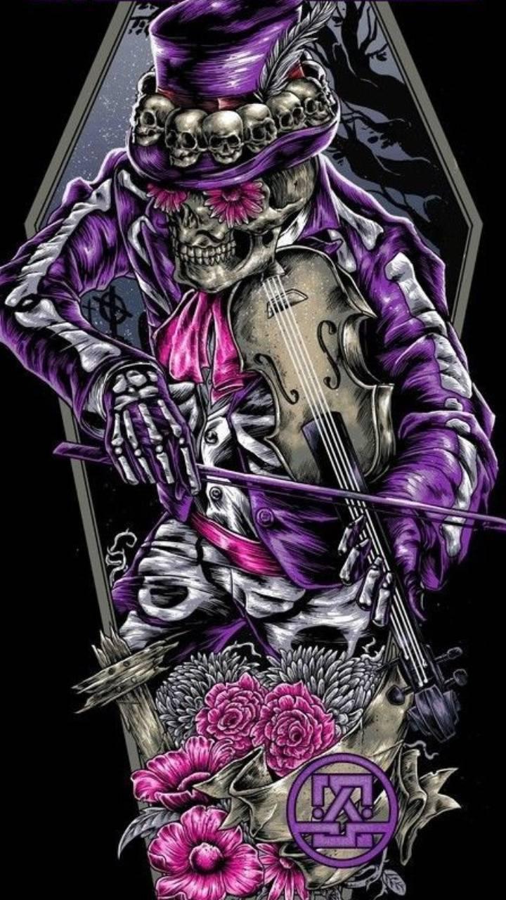 Dead by music