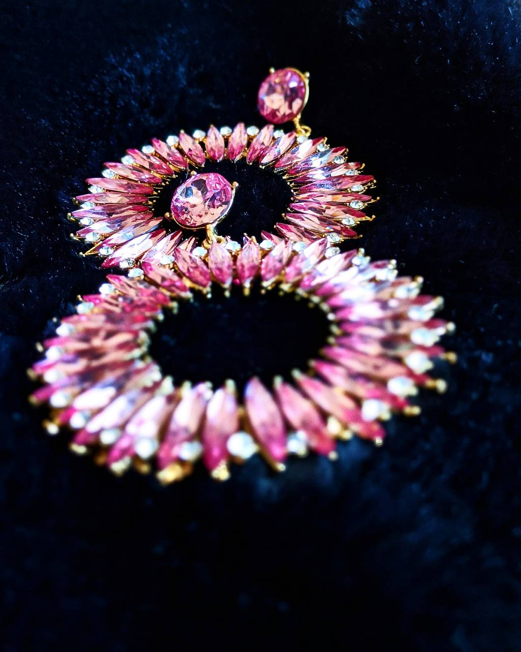 Pinkish Jewel