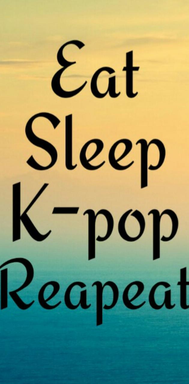 K-pop routine