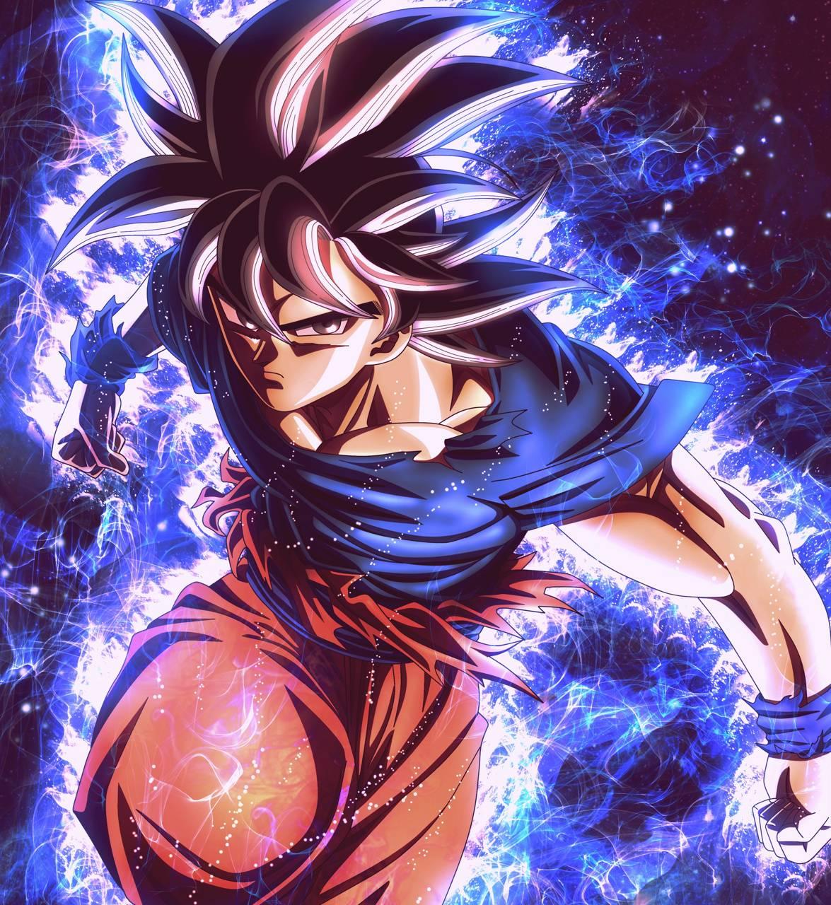 Goku Ultra Instinct Wallpaper By Silverbull735 E1 Free On Zedge