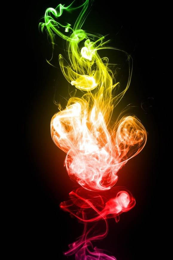 I Phone Fire Light