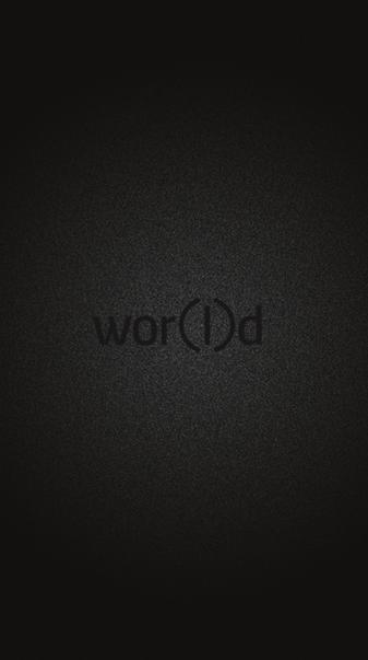 World GN Logo Black