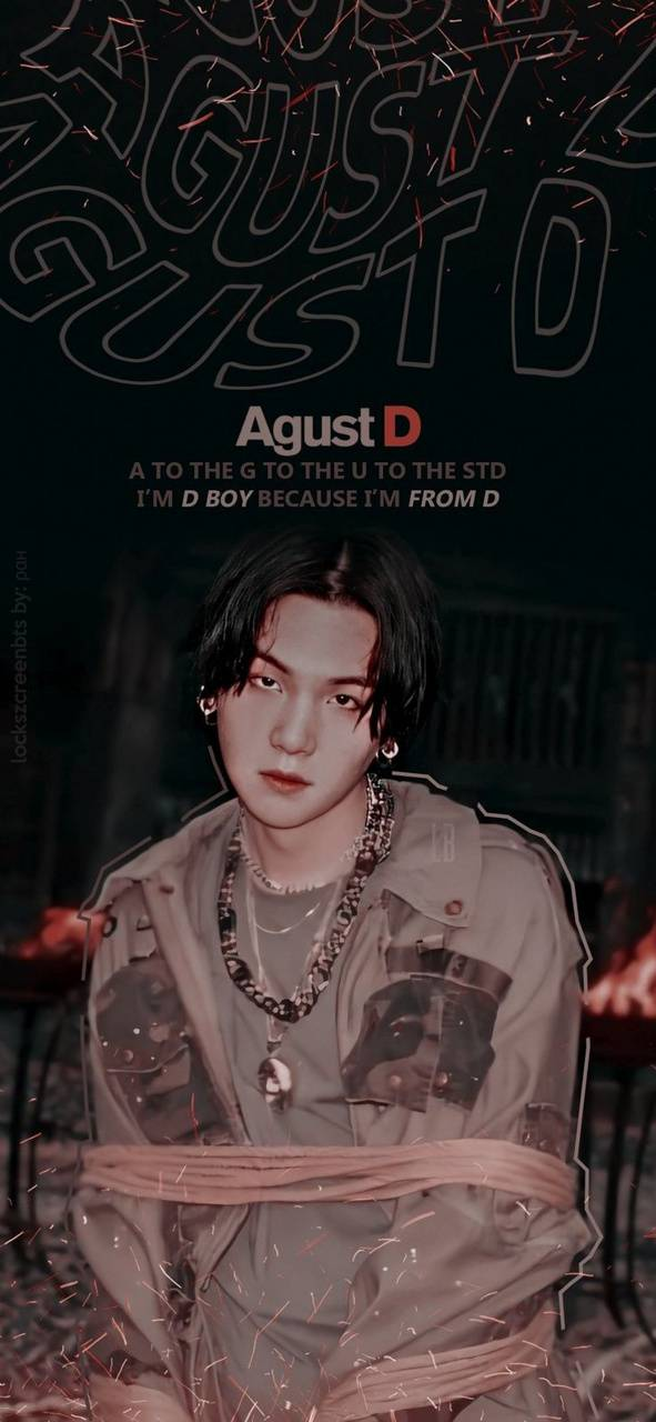 Agust D Daechwita wallpaper by GrxArmy - ff - Free on ZEDGE™