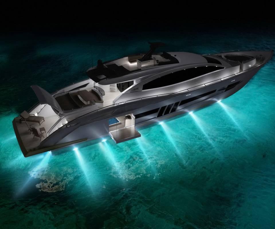 Abramovich Boat