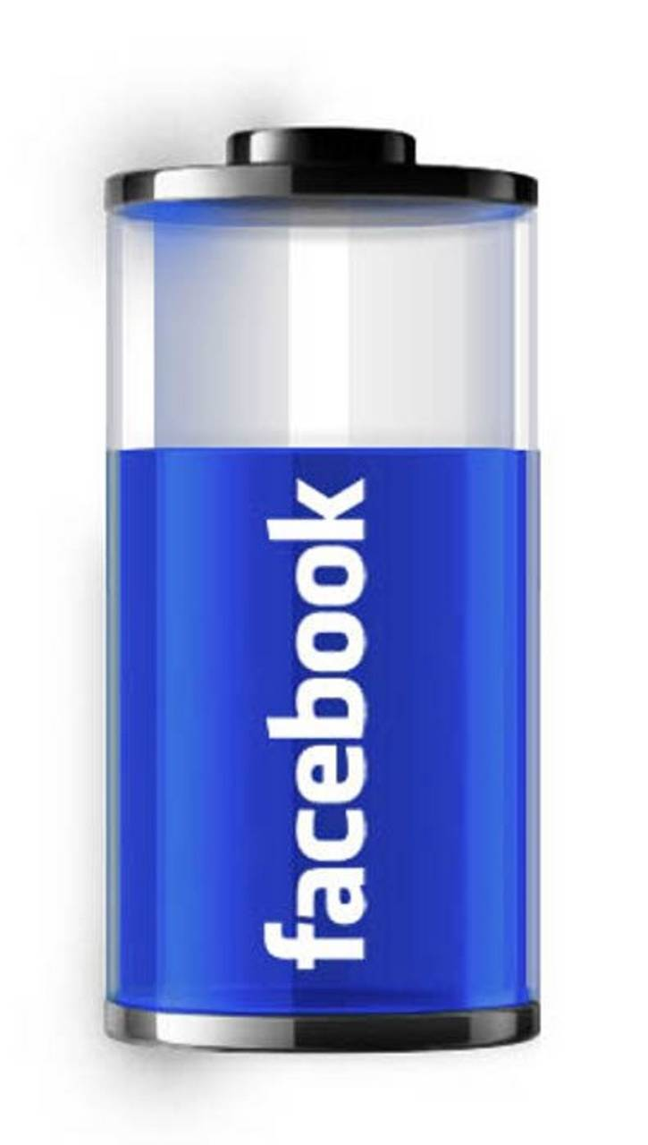 facebook battery