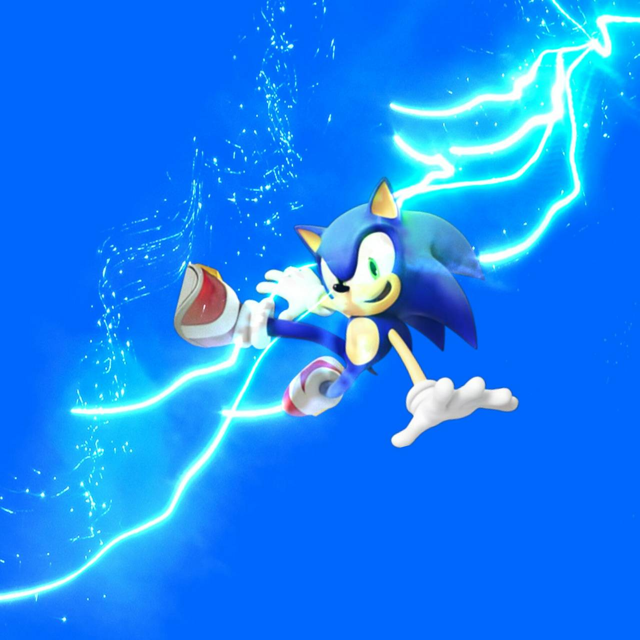 Sonic Ray Wallpaper By TKINGWALLPAPERS