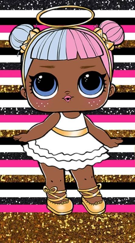 Lol dolls glitter
