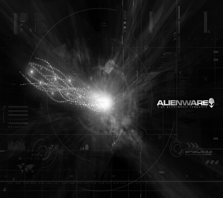 Alienware Greyscale