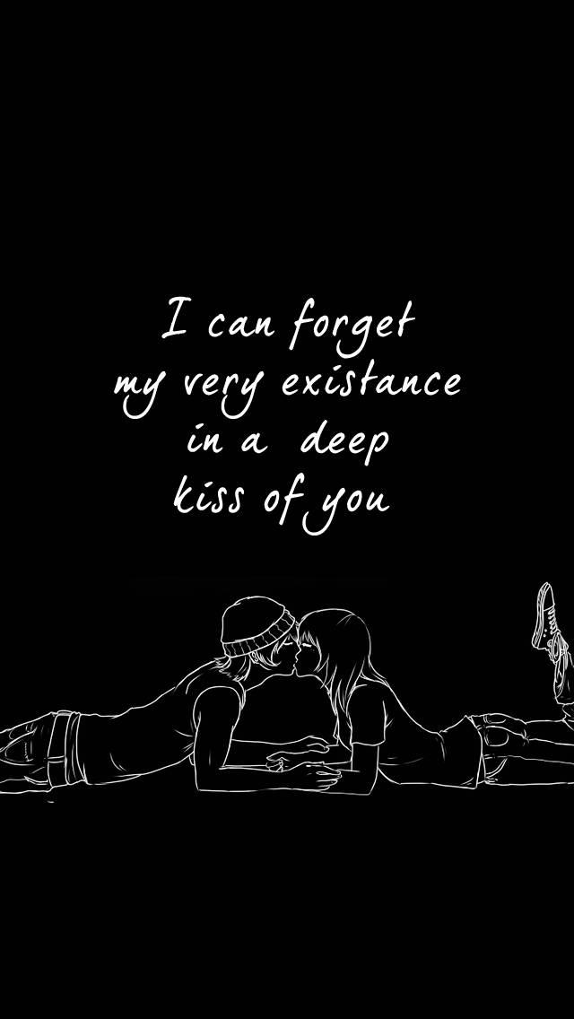 Kiss Saying 57