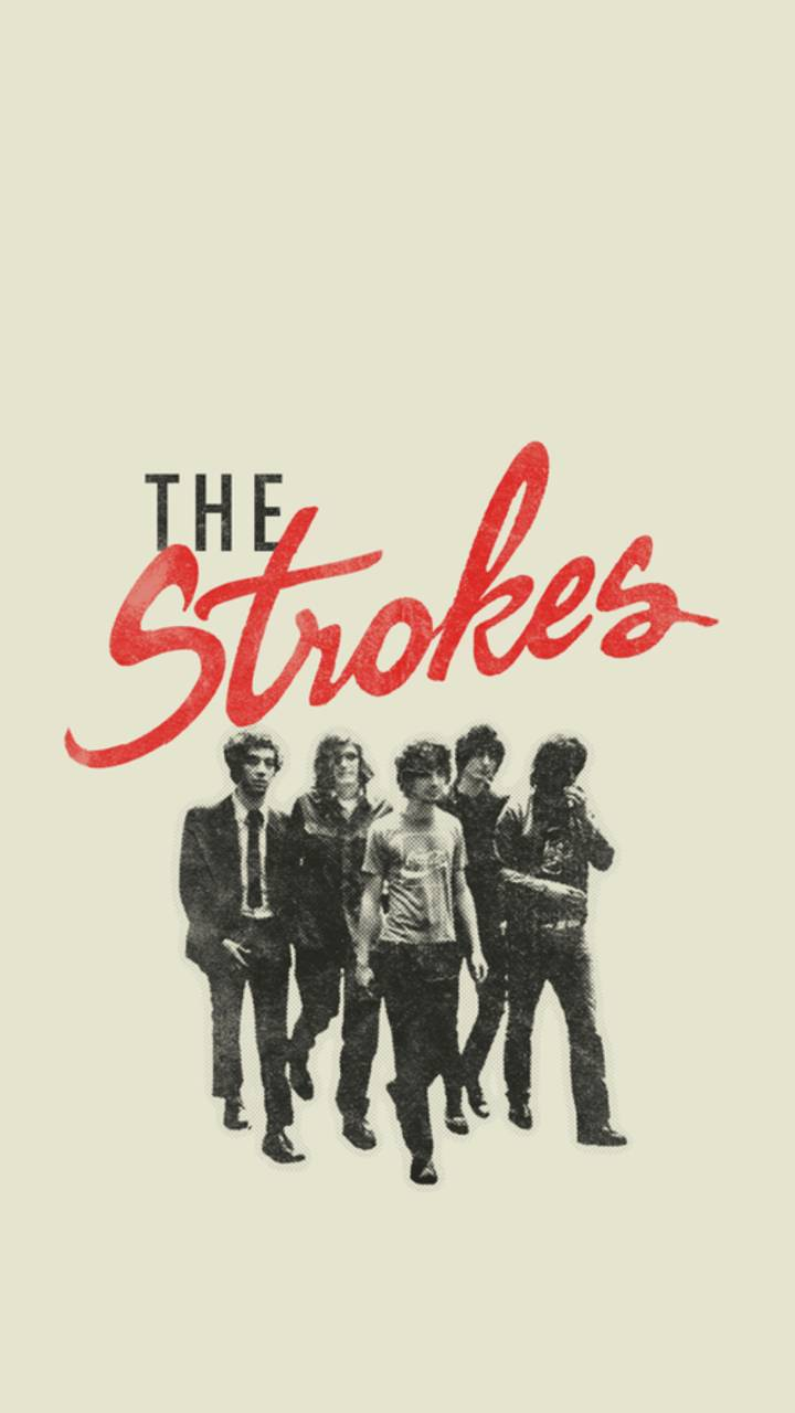 The strokes wallpaper by brick2288 zedge the strokes thecheapjerseys Image collections