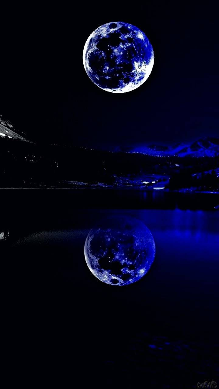 Mavi ay - Moonlight