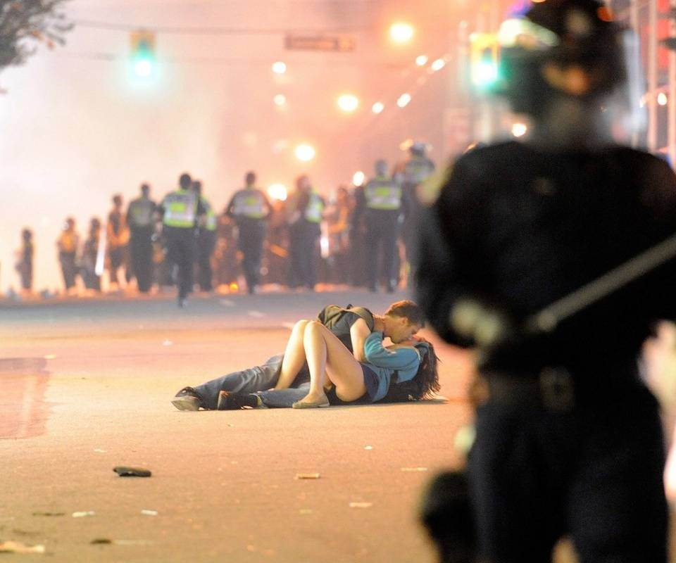 Riot Kiss