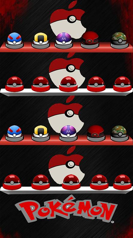 pokeball shelfs