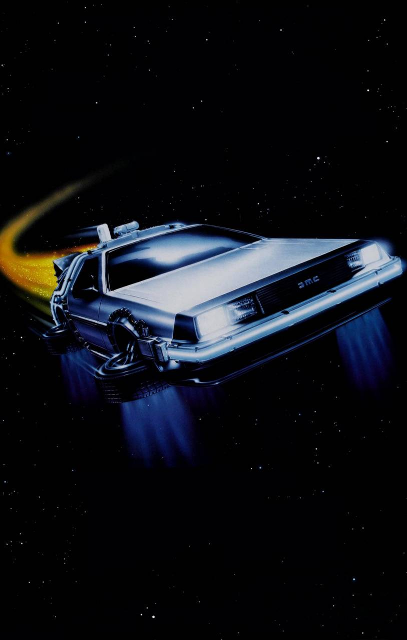 Back To The Future Wallpaper By Silverbull735 Af Free On Zedge