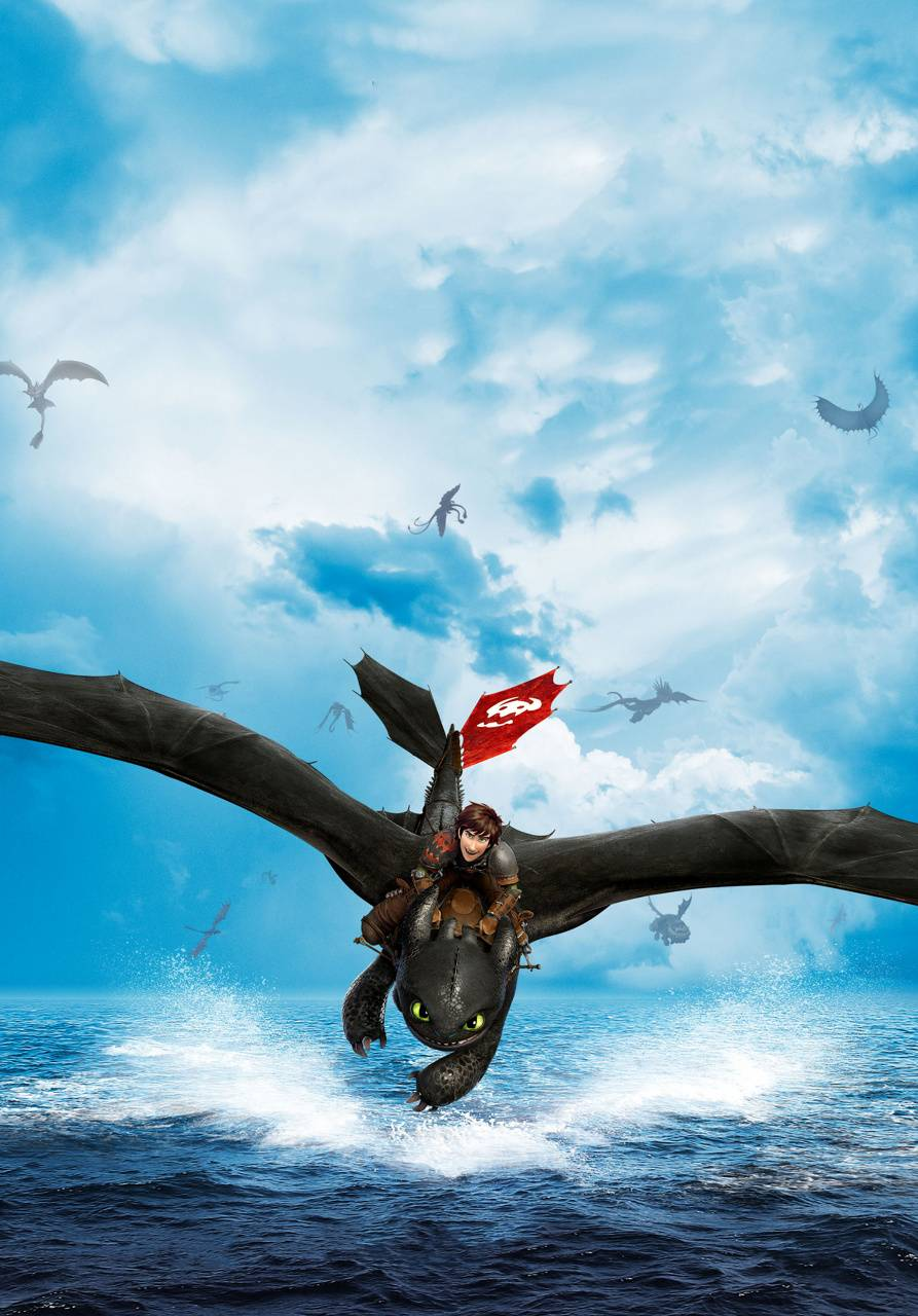 Train Your Dragon Wallpaper By Silverbull735 45 Free On Zedge