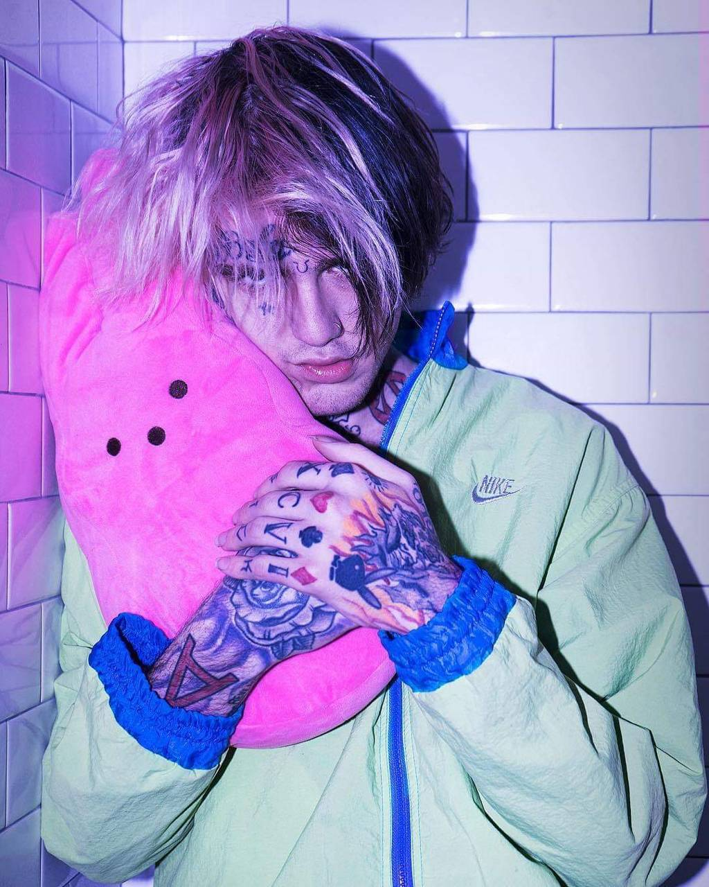 Lil Peep Pink Wallpaper By Smhallie 4a Free On Zedge