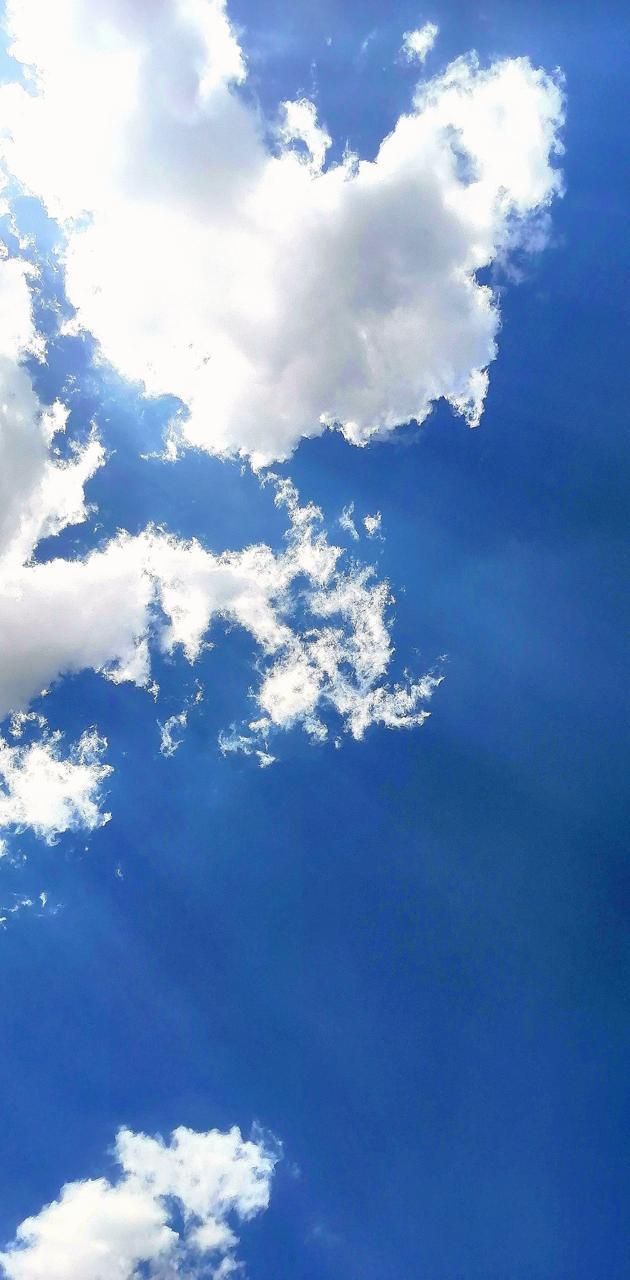 Sunshine clouds