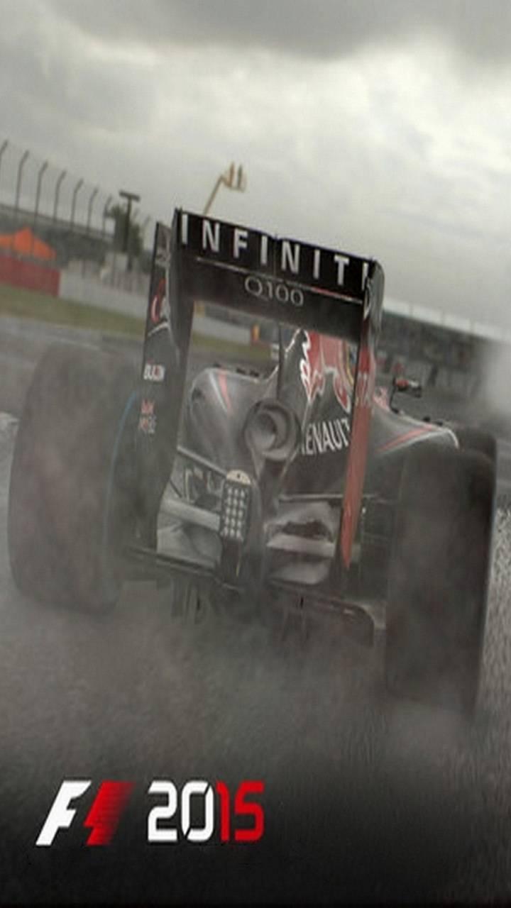 Formula 1 Race Game