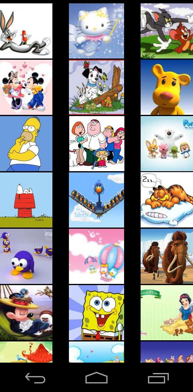 Cartoons Wallpaper
