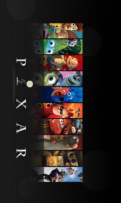 Pixar Internal