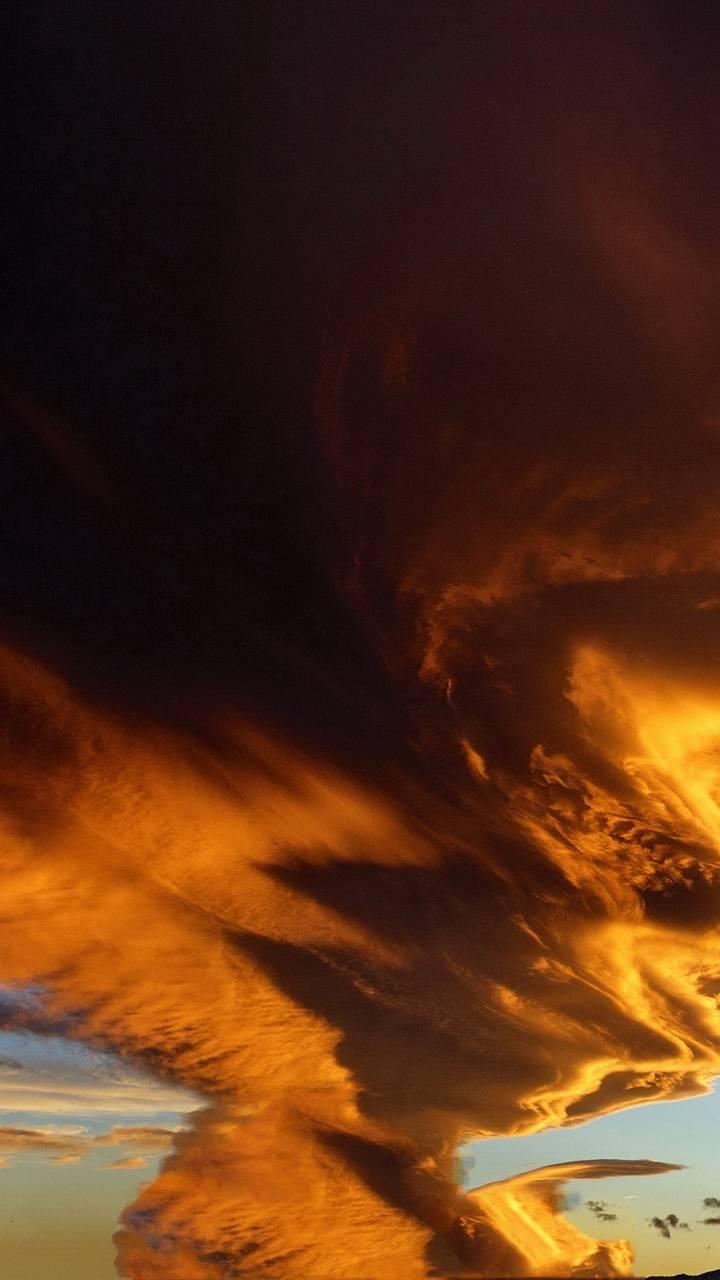 Clouds Fire