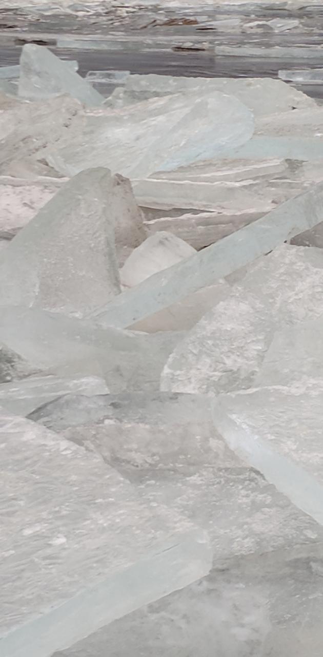 Ice Jam