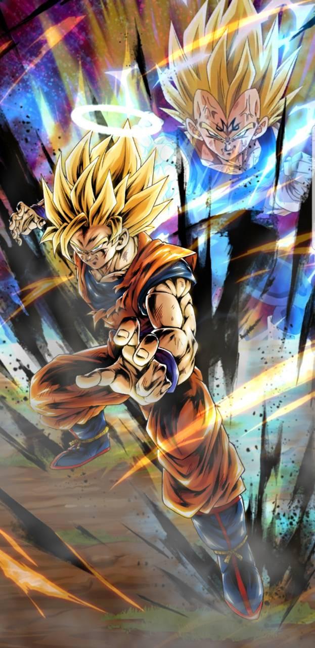Ssj2 Goku Wallpaper By Shadowlink1174 8c Free On Zedge