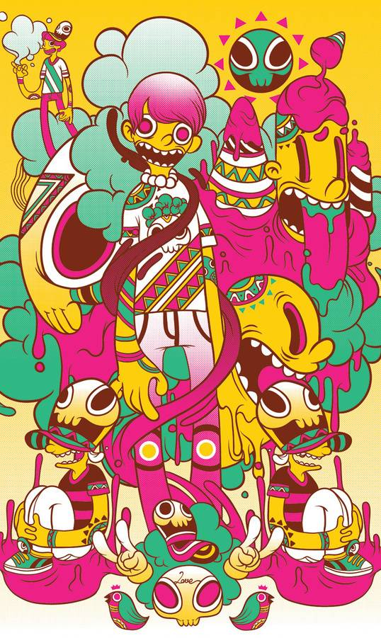 Acid World