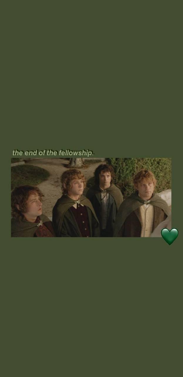 End of fellowship