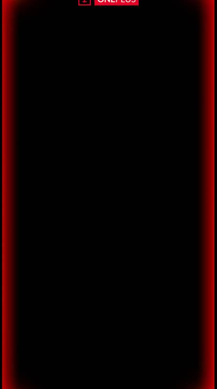 Oneplus 6 Red led 2
