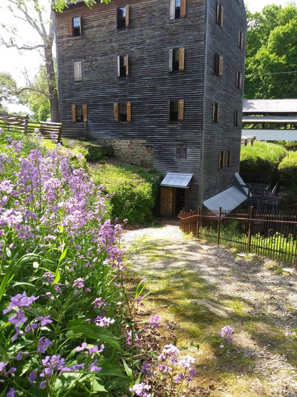 Old Rock Mill