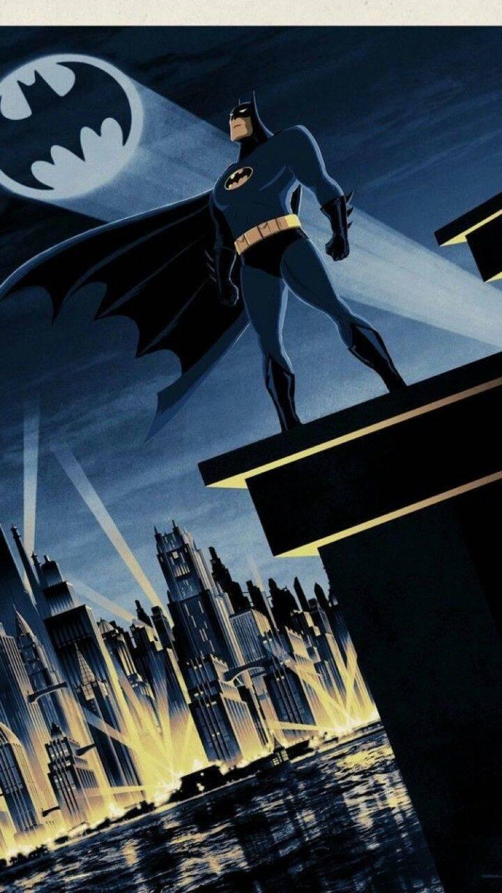 Batman TAS Signal