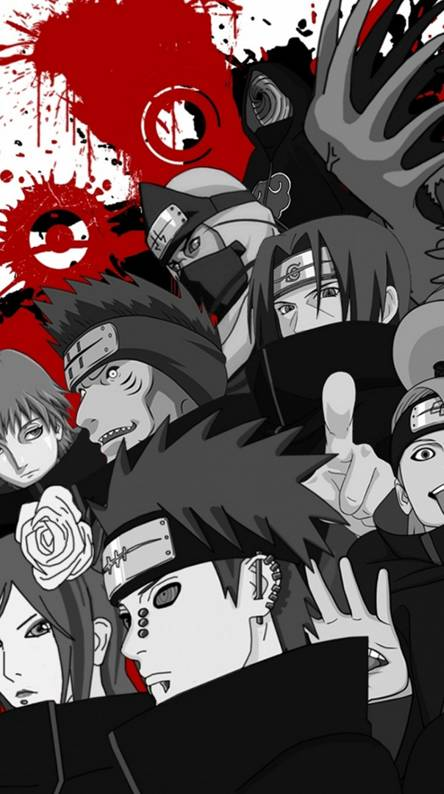 Akatsuki Wallpapers Free By Zedge