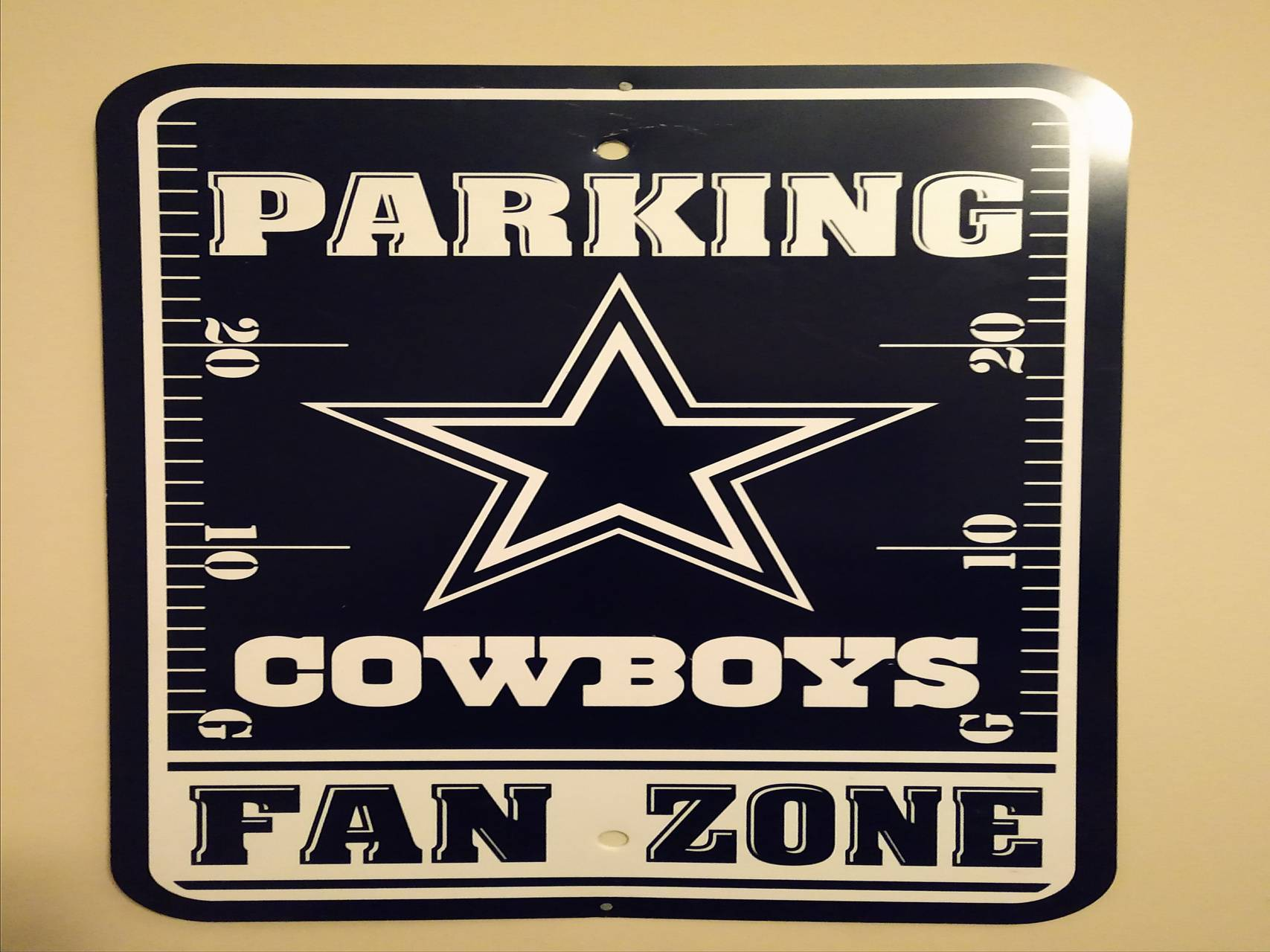 Cowboys Parking