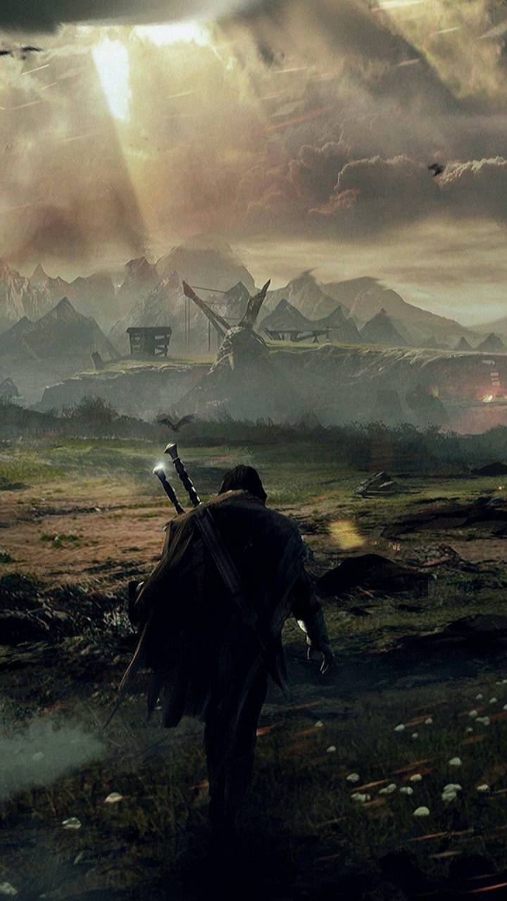 Shadow Of War Wallpaper By Juggerclangaming B6 Free On Zedge