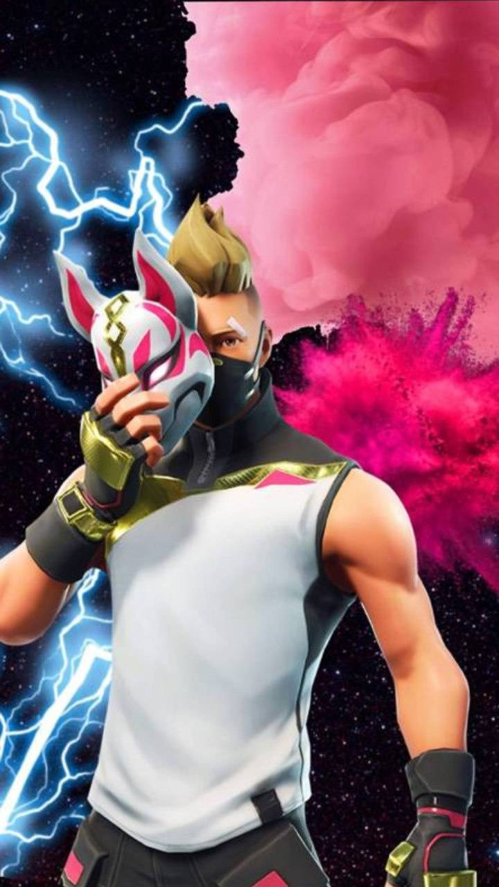 Fortnite Drift Wallpaper By Fecklessabandon Be Free On Zedge