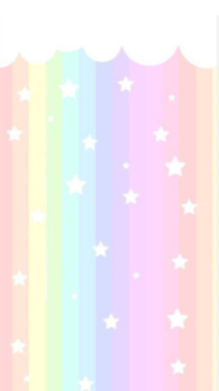 Pastel Rainbow Wallpaper By Lovelynature27 41 Free On