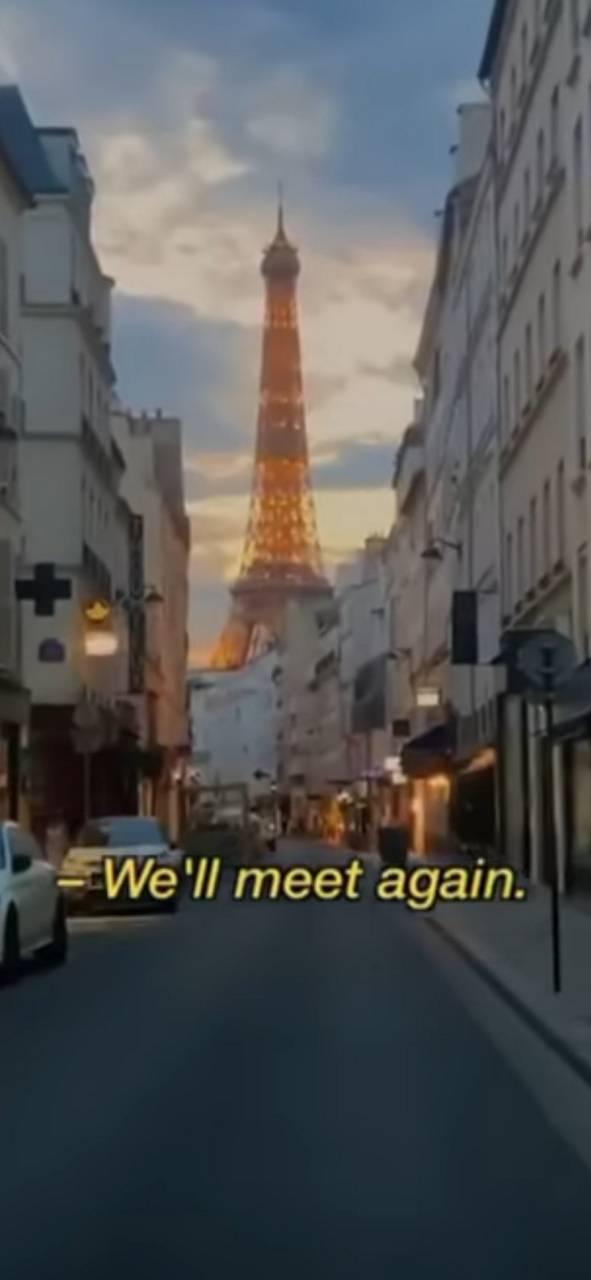 We will meet again