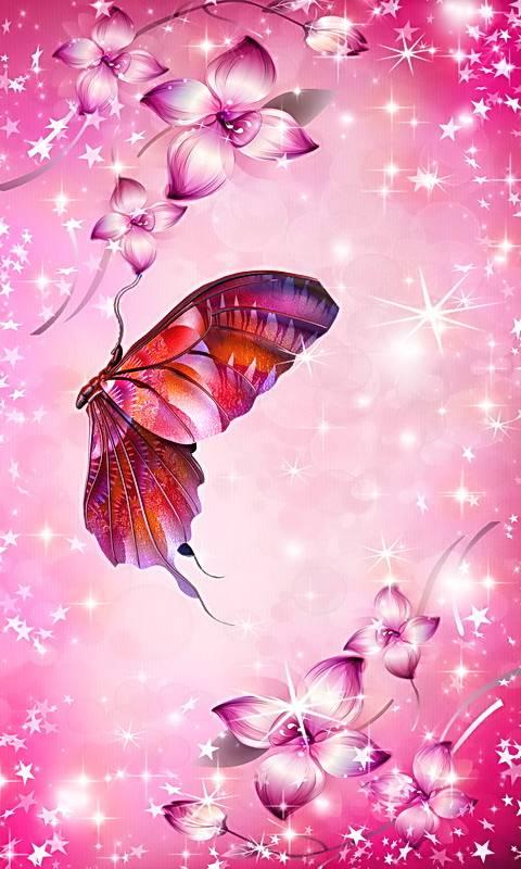 Flowers N Butterfly