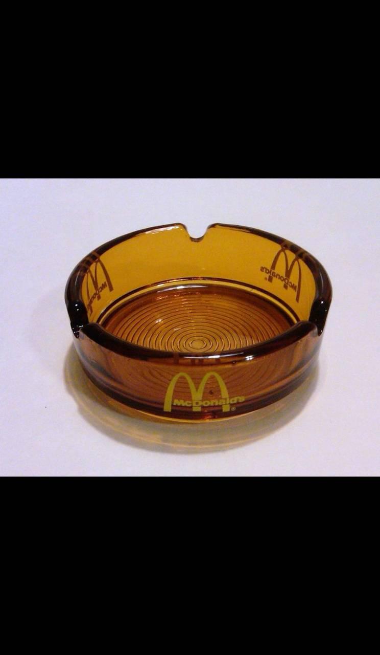 1970s ashtray