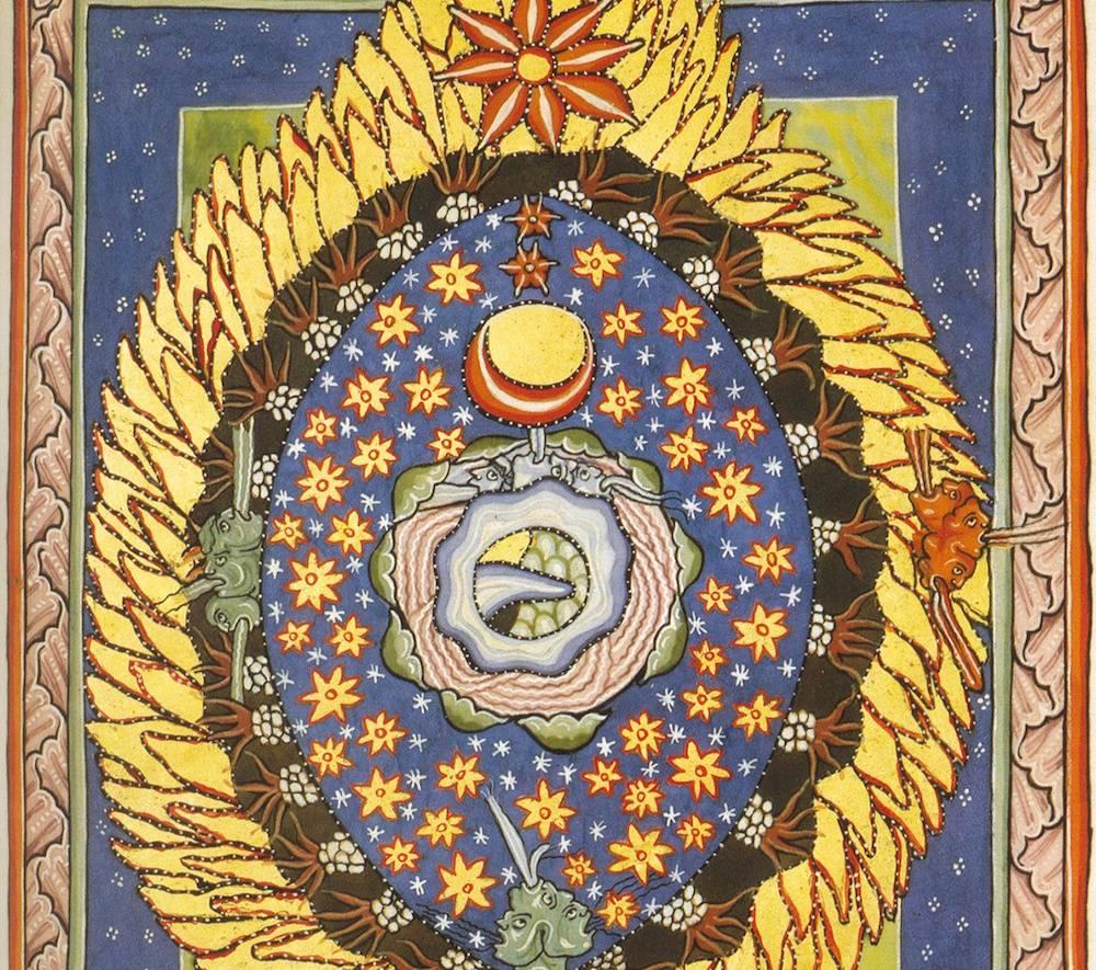 God Cosmos Humanity