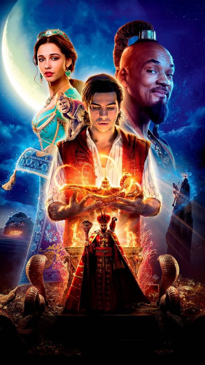 Aladdin wallpaper by MEGACUSTOMIZER