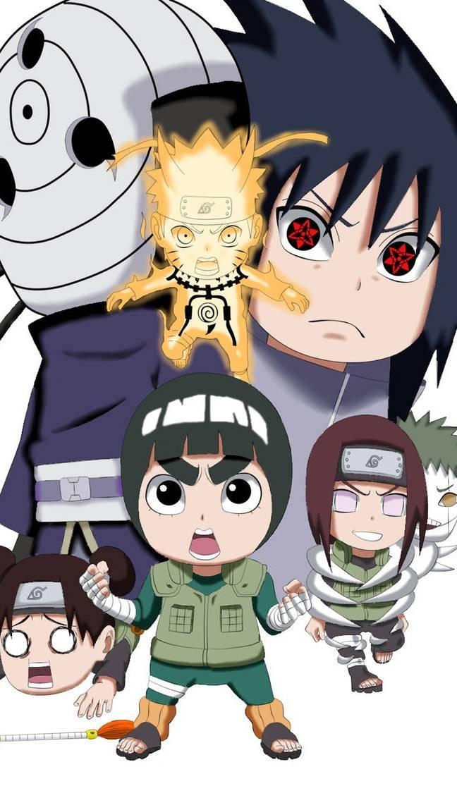 Unduh 102 Wallpaper Naruto Chibi HD Paling Keren